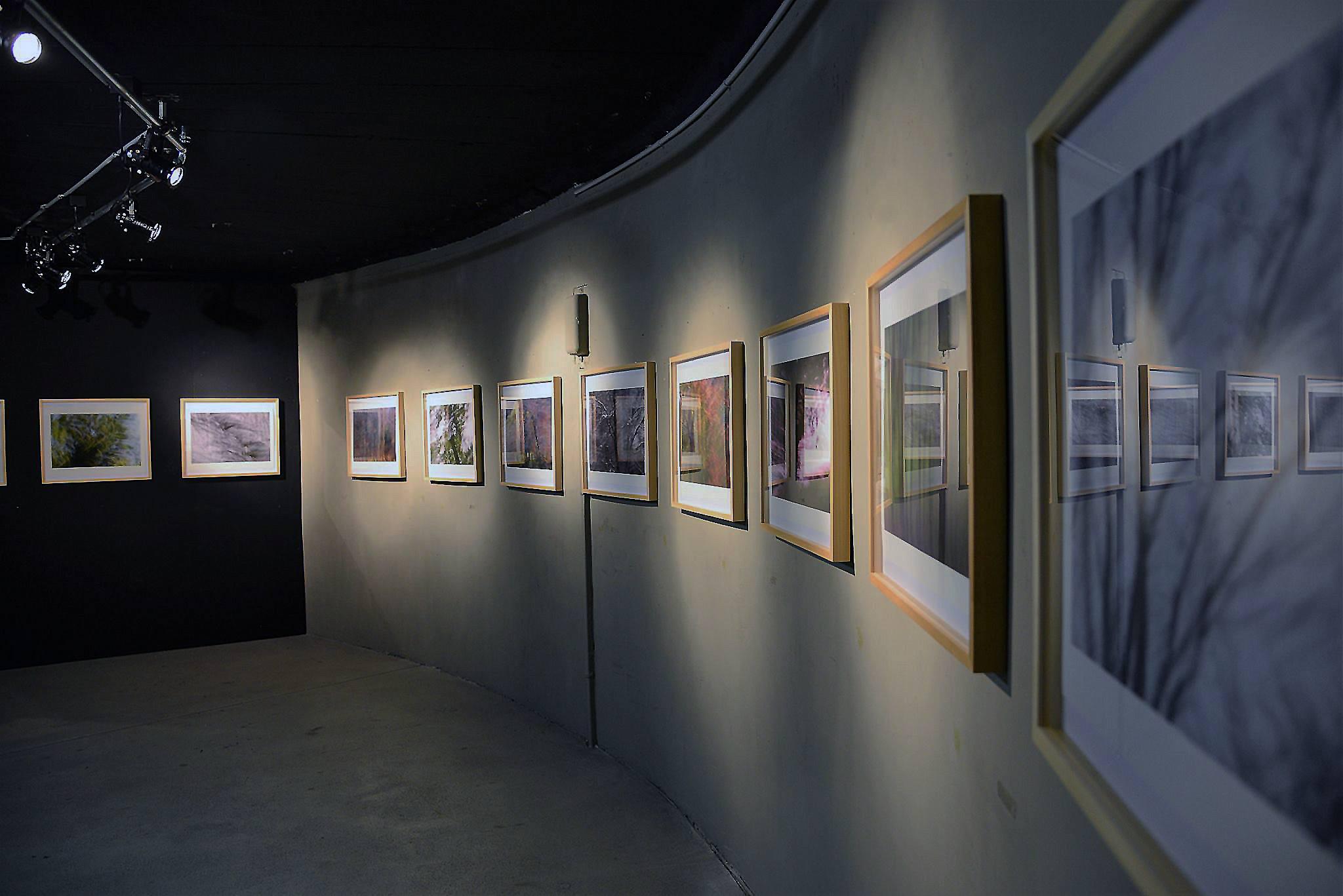 Ausstellungsimpressionen   Bild: Alfred Borer