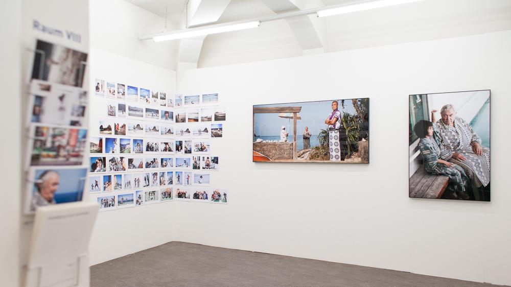 Ausstellungsimpressionen   Bild: Grischa Schmitz