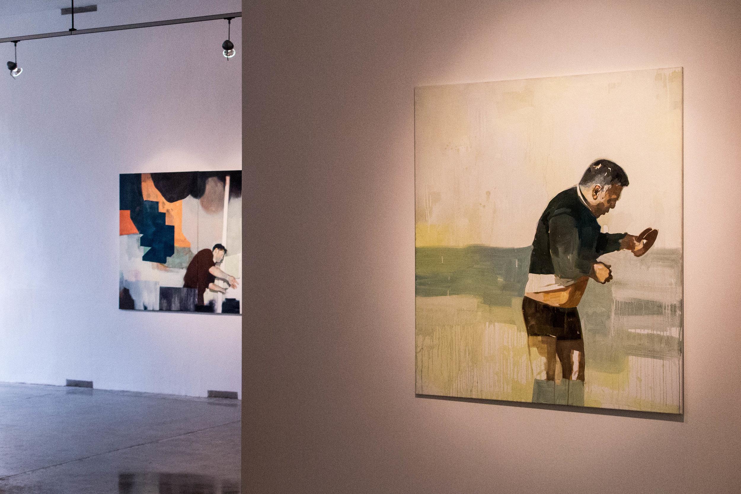 Ausstellungsimpressionen Dimitra Charamandas