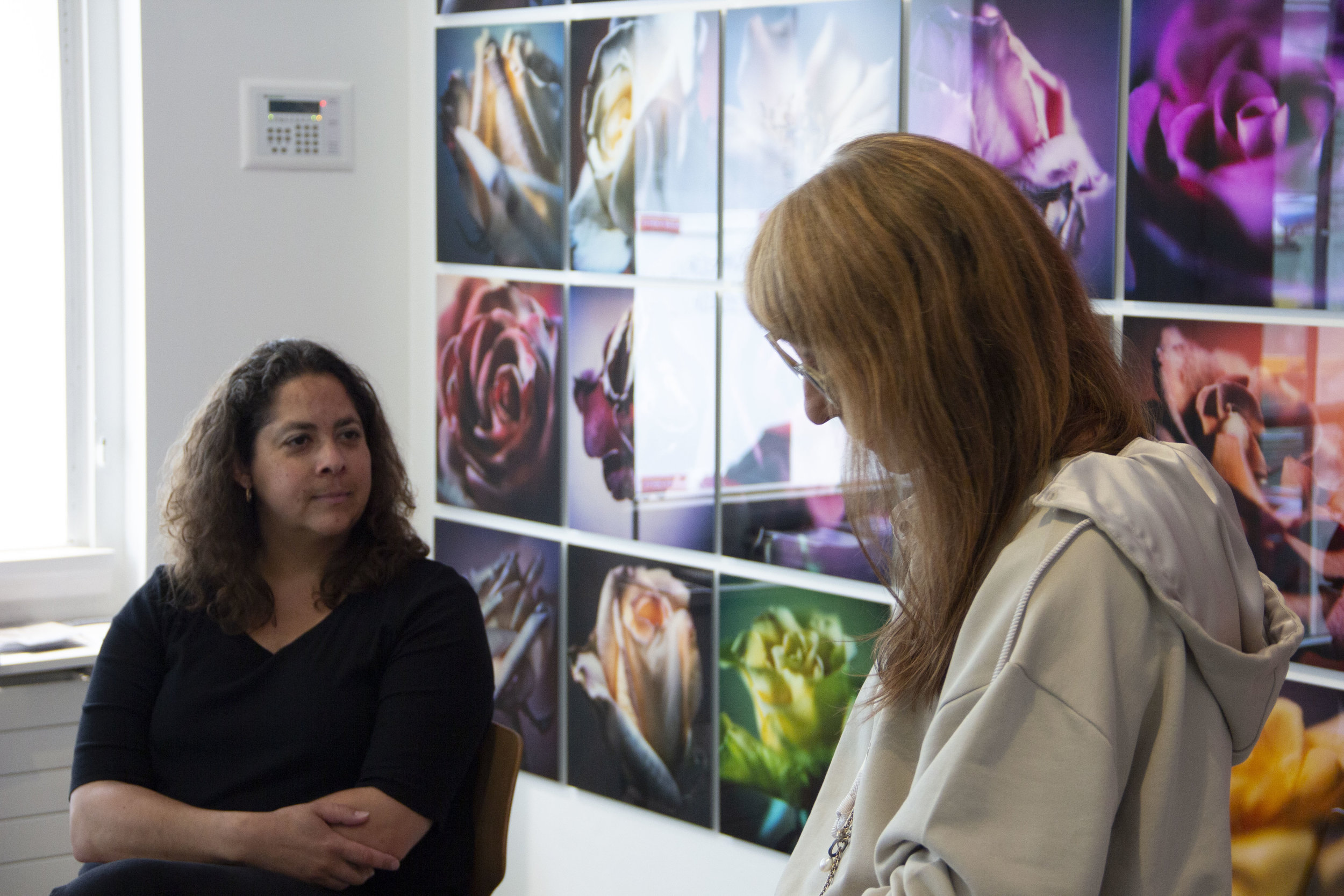 Artist Talk mit Anna Halm Schudel | Bild: Valentina De Pasquale