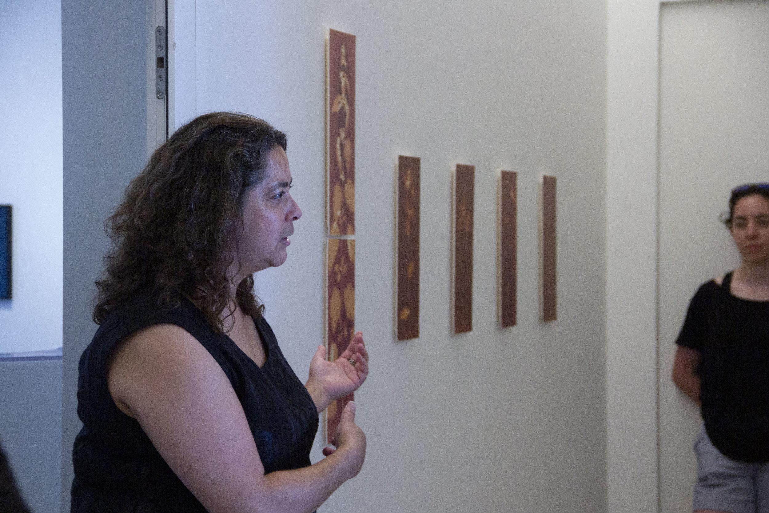 Artist Talk mit Denise Haschke | Bild: Valentina De Pasquale