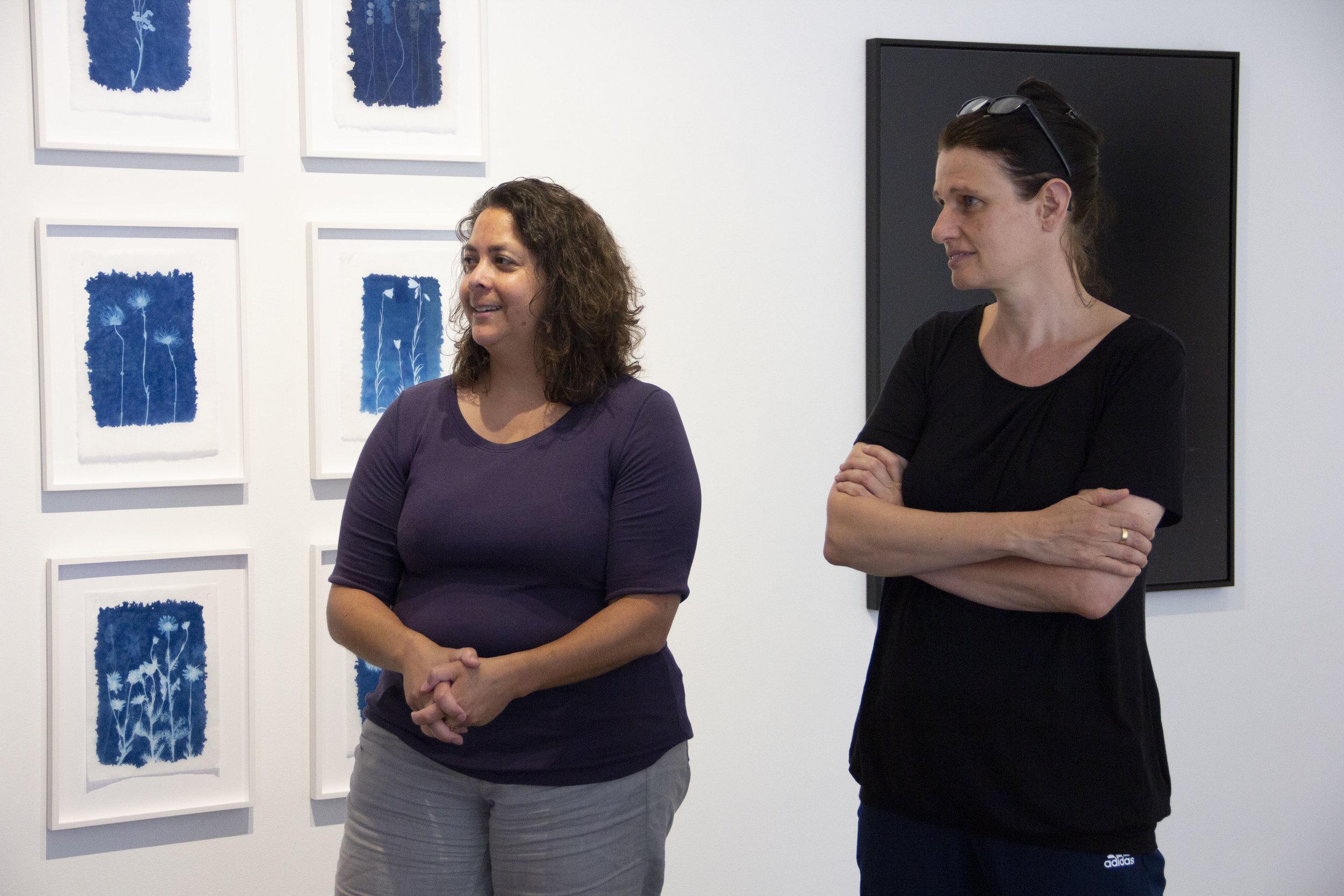 Artist Talk mit Brigitte Lustenberger | Bild: Valentina De Pasquale