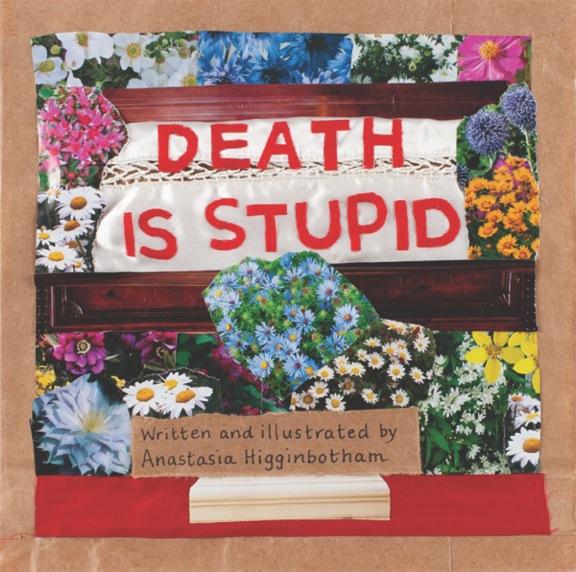 deathisstupidbookcover