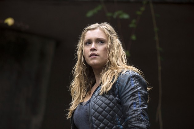 Clarke Griffin on The 100 - One thing I also like about the 100 is that Clarke's sexuality isn't a discussion point. She just has sex with men and women throughout the story and it's never something that's surprising people (even people who don't know her) or something to comment on. I also don't think that's exactly what the book is like, so that says something about the CW's commitment (if only for publicity purposes, admittedly) to doing better with representation. Lexa is killed though, so there's that.