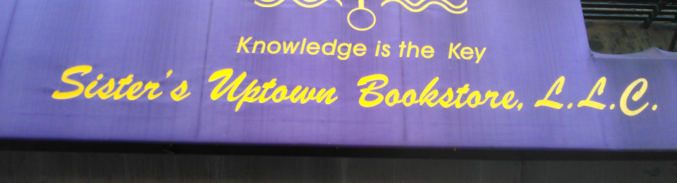 Jamia on Sister's Uptown Bookstore - New York, NYIt's the only black-owned bookstore in Manhattan!Last store purchase: Drop the Ball by Tiffany Dufu