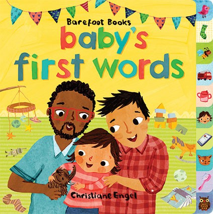 Neeti - Baby's First Words (Barefoot Books) by Christiane Engel