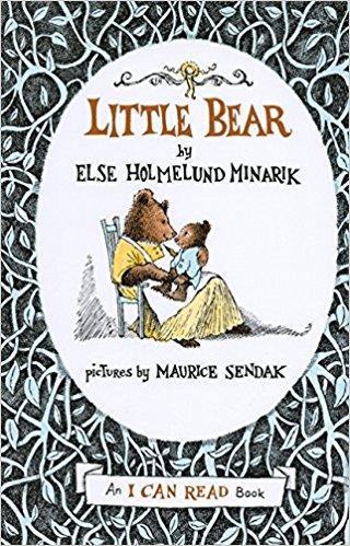 Tenny - Little Bear(HarperCollins)by Else Holmelund Minarik, illustrated by Maurice Sendak
