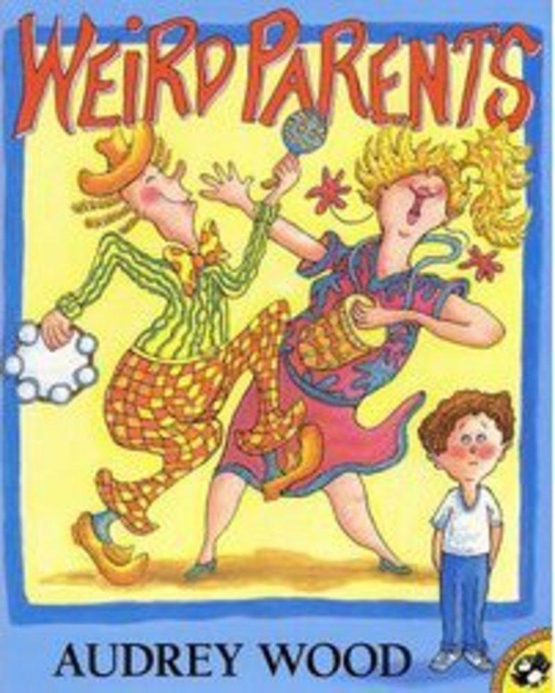 Suki - Weird Parents (Penguin) by Audrey Wood
