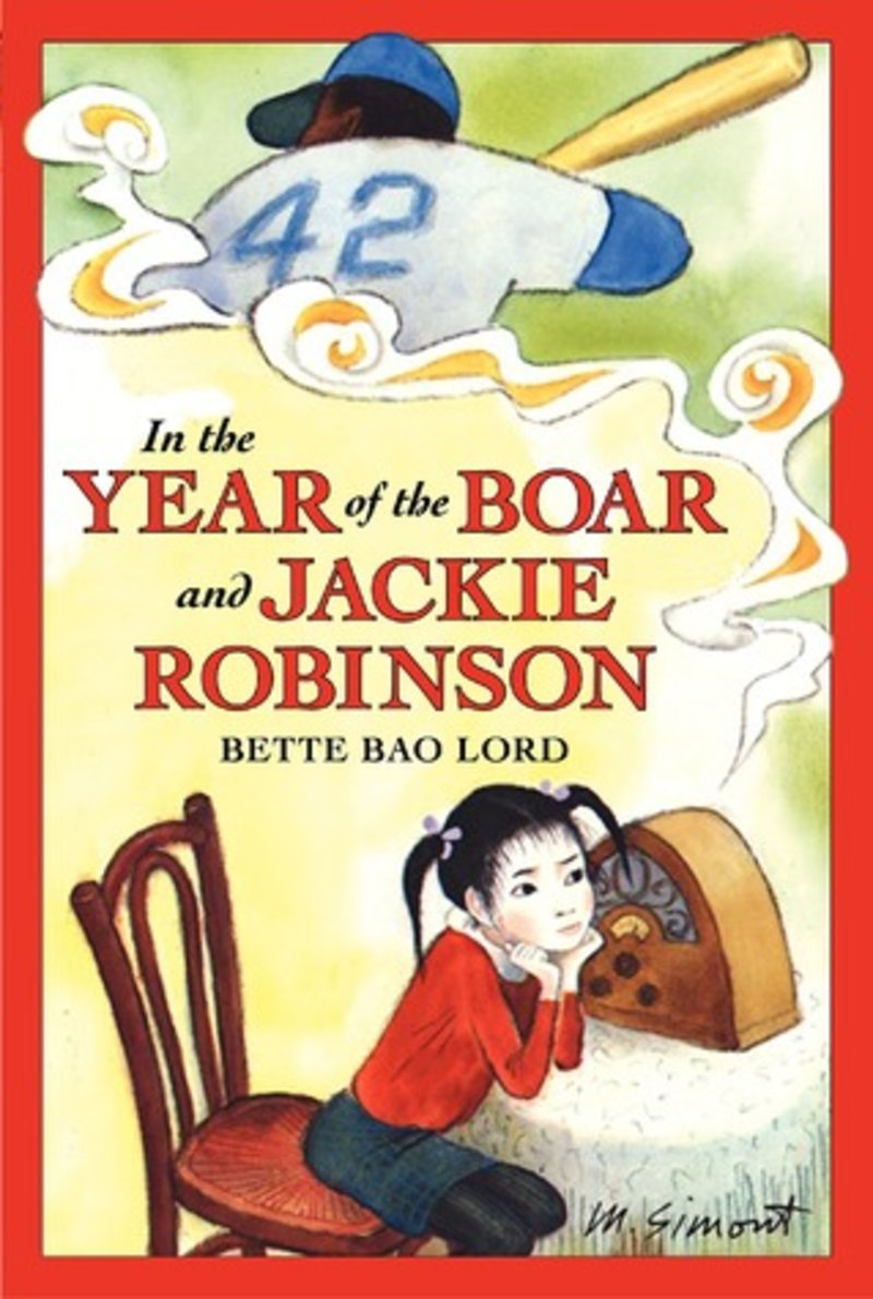 Lucia: In the Year of the Boar and Jackie Robinson - by  Bette Bao Lord (HarperCollins)A hilarious and timeless story about an immigrant girl inspired by the sport she loves to find her own team, and break down any barriers that stand in her way.