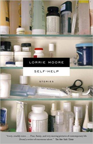 Amna: Self-Help - by Lorrie Moore (Vintage Books)