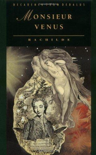 Sophia - Monsieur Vénusby Rachilde, translated by Melanie HawthornePublished by: MLAFrance