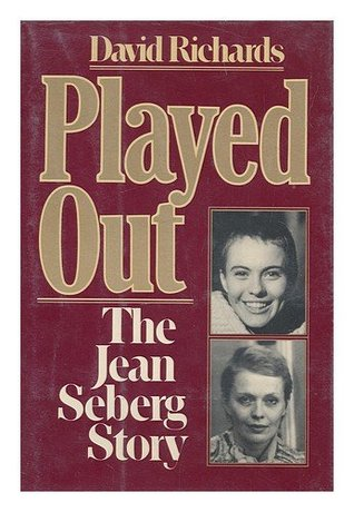 Jamia:Played Out: The Jean Seberg Story by David Richards - After months of searching, I ordered a tattered copy of this out-of-print biography documenting the late actor Jean Seberg's childhood, her lightning-bolt ascension to stardom, her activism, and her sudden decline and death following vicious attacks by the FBI's counterintelligence program at the time, COINTELPRO. Seberg was an unfortunate example of the paradox of fame, which can uplift and empower people it eventually destroys.Jean Seberg was a rebel with a cause in a world that wasn't ready for her yet, and it saddens me that someone so eager and compassionate and smart and honest met so much resistance.Her biography suggests that she returned to poetry, a childhood hobby, writing verse on the corners of newspaper during dark times. This one in particular cuts deeply:I run too fast,I fly too highI hit so hardToo wide my eyeToo full my heartToo deep my painSo short the kiss