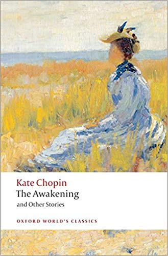 The Awakening - by Kate Chopin (Herbert S. Stone & Co.)Published in 1899, Chopin's novel was considered immoral for its frank depictions of female sexual desire and rejection of societal norms. In one particularly harsh review, The Nation wrote