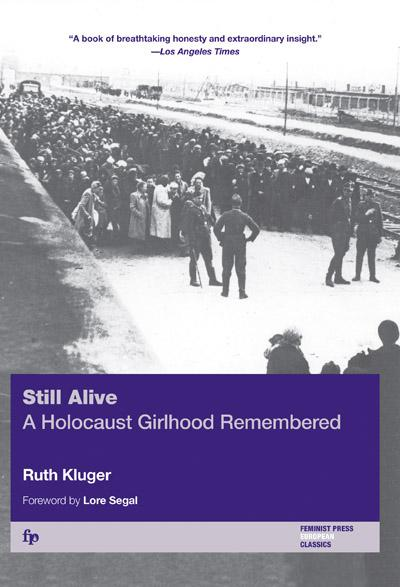 Still Alive - by Ruth Kluger (Feminist Press)What's the book: Still Alive is a memoir of the pursuit of selfhood against all odds, a fiercely bittersweet coming-of-age story in which the protagonist must learn never to rely on comforting assumptions, but always to seek her own truth.Why you shook: When I was a teenager, my late mother always told me that her job was not to be my friend but instead to teach me how to survive in a world that often undermines the humanity of Black women and girls. Kluger's memoir about fighting to survive and navigating the complexity of relationships in the midst of the Holocaust helped me to develop a deeper understanding of my mother's trauma under the clutches of Jim Crow.