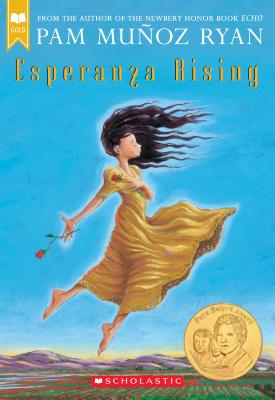 Esperanza Rising - by Pam Muñoz Ryan (Scholastic)This YA classic tells the story of Esperanza, a thirteen-year-old girl who moves with her mother from Mexico to California during the Great Depression.