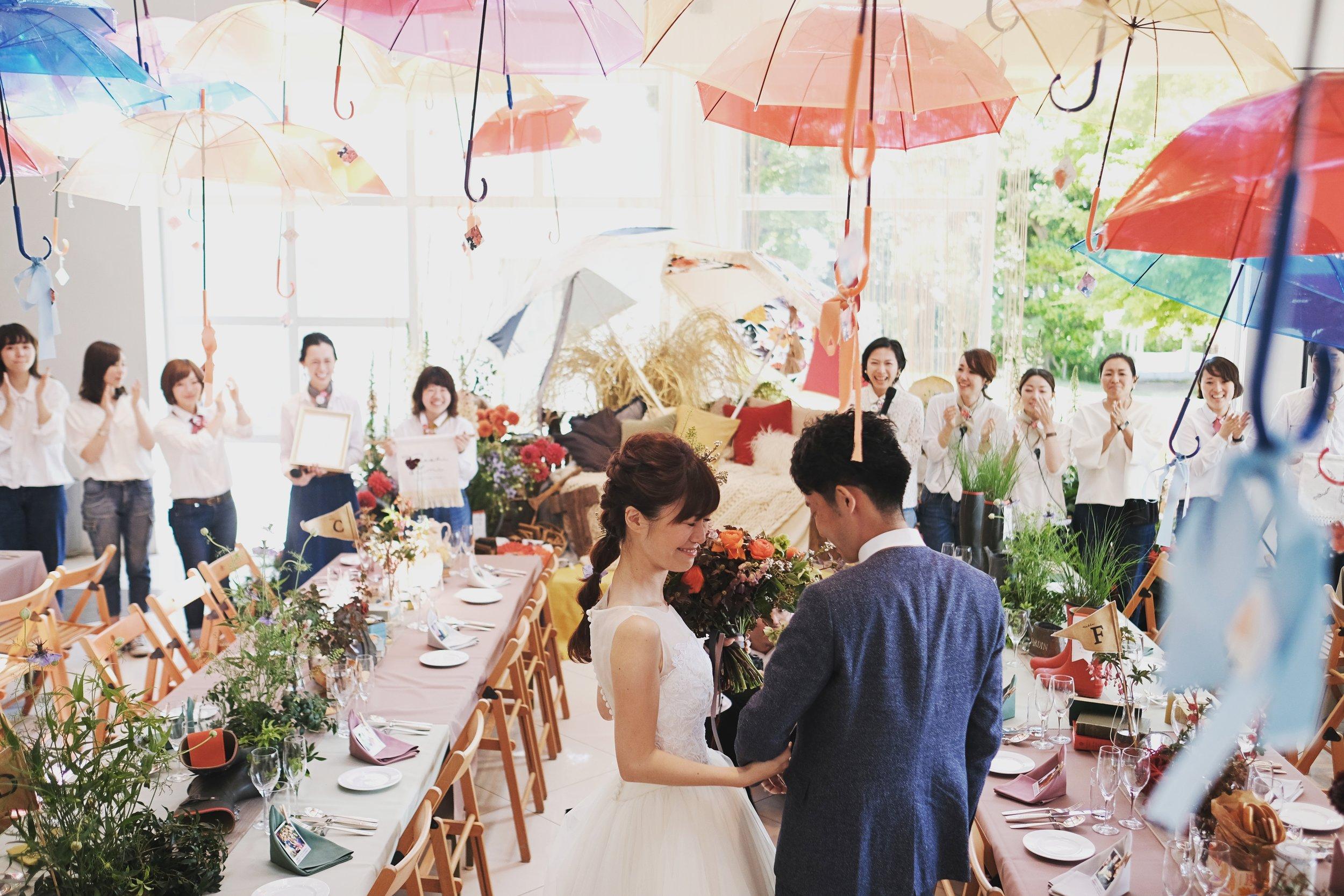 結婚式ファーストミート