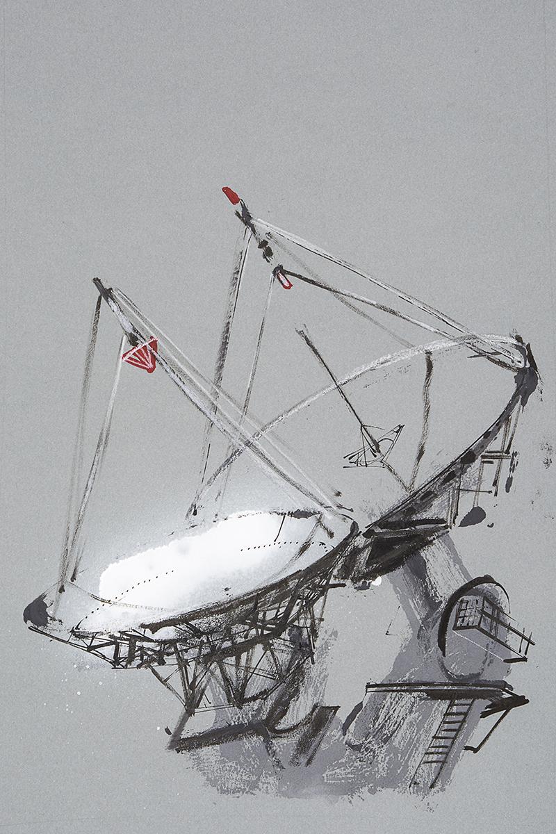 Radio Telescope I
