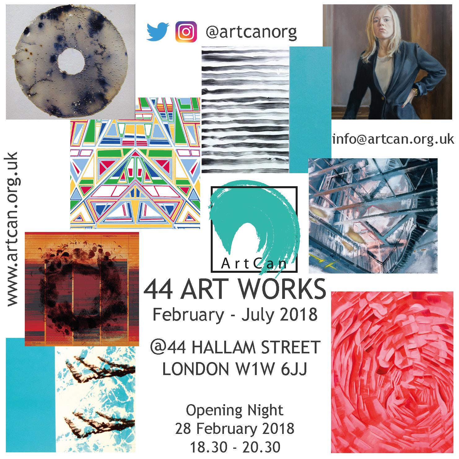 44 ArtWorks at 44 Hallam Street - ArtCan INVITE 28 FEB 2018.jpg