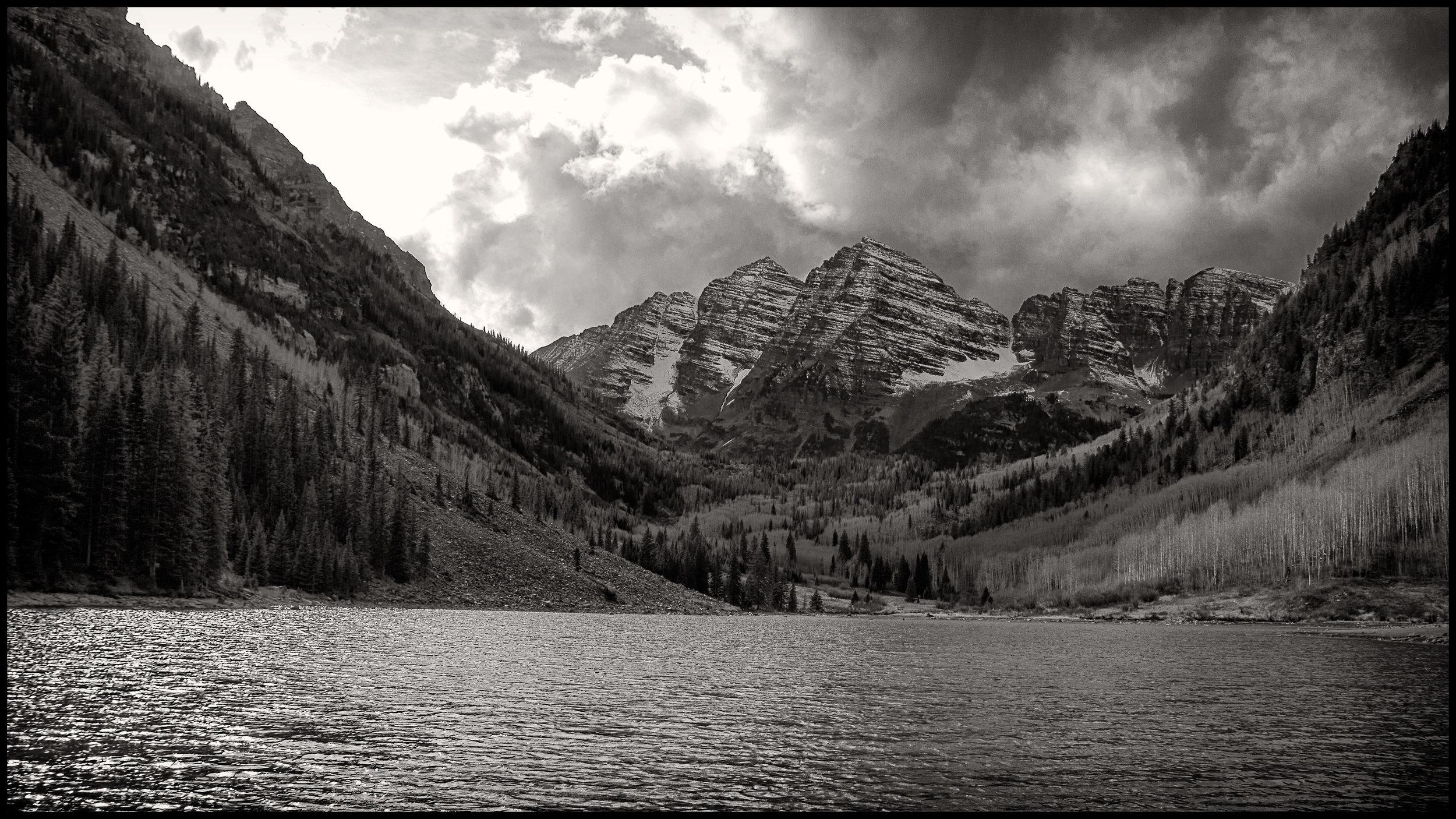 Maroon Bells, Aspen/Snowmass Colorado