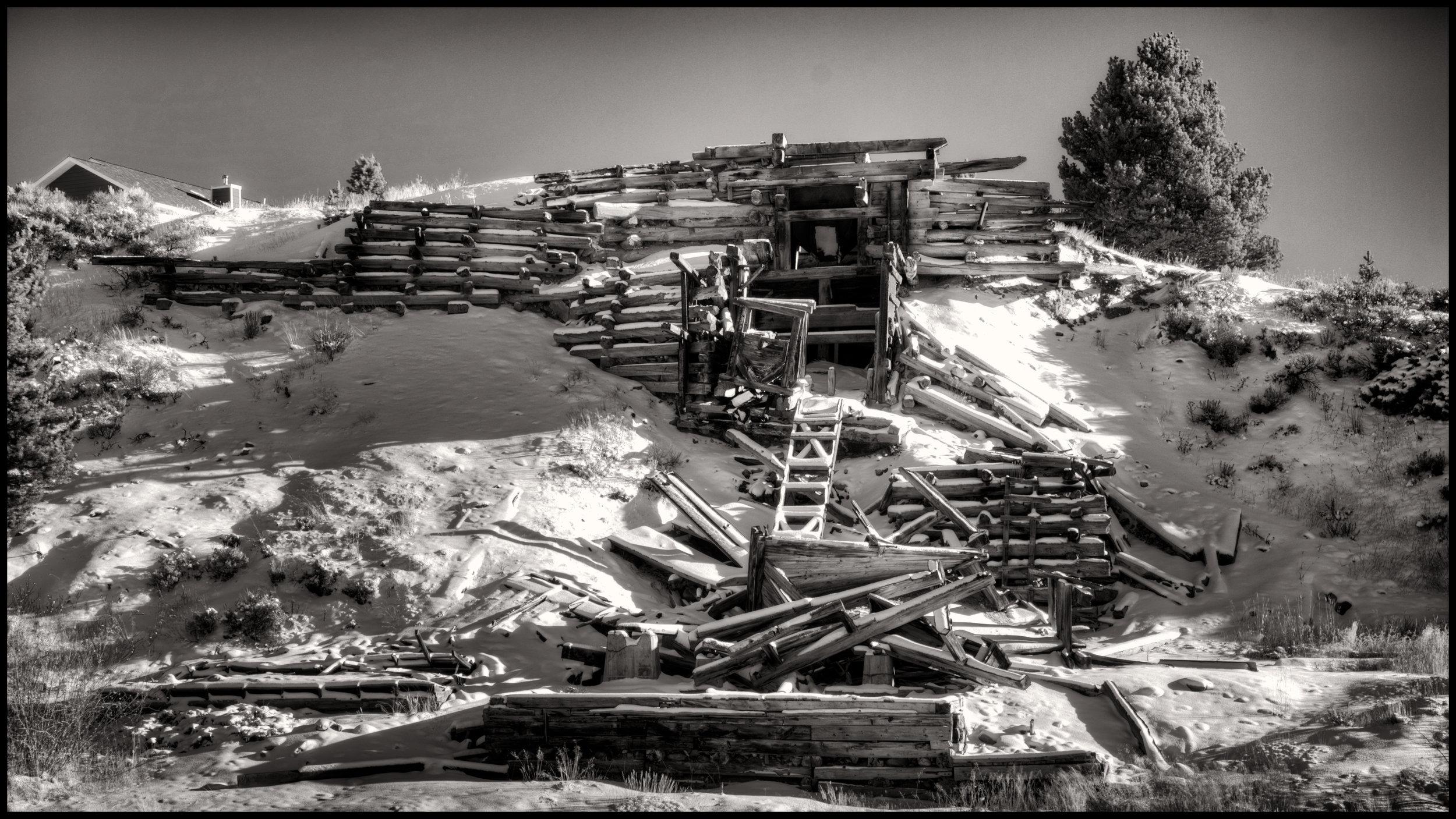 Abandoned Mine, Leadville Colorado