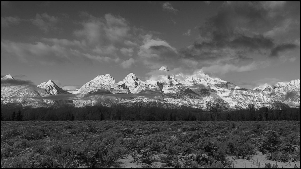 Grand Tetons, Jackson Wyoming