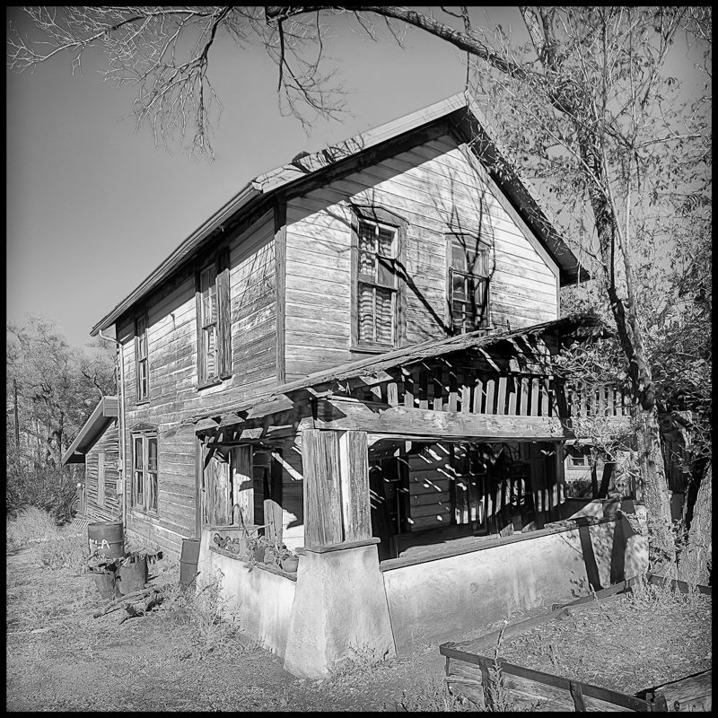 Ghost Town, Madrid New Mexico