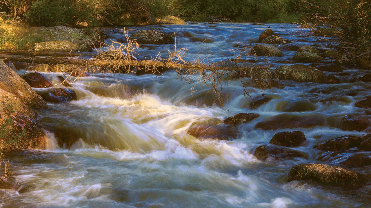 Frying Pan River, Chapman Colorado