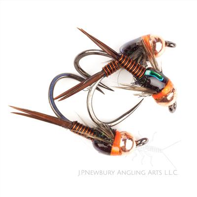 Copper Brown Copper John