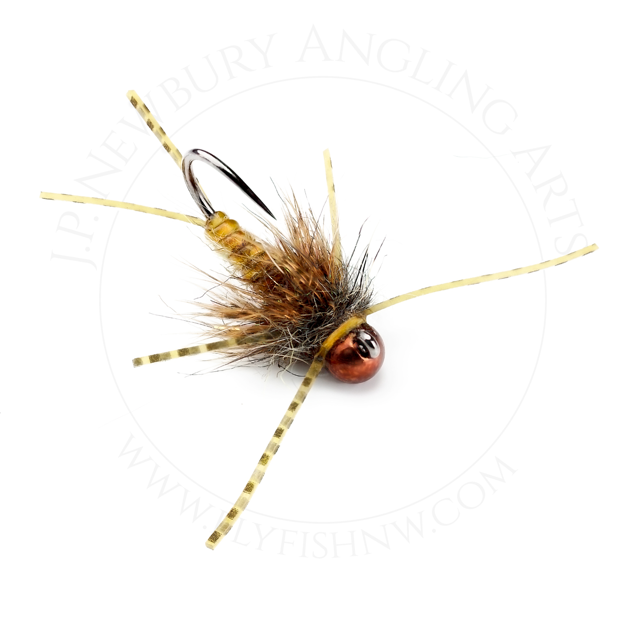 Tying a Knuckle Dragger