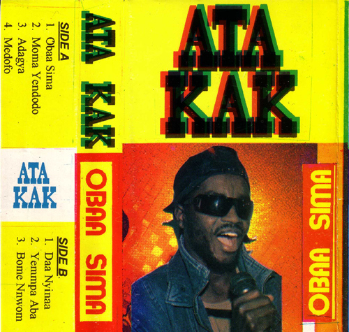 Ata Kak - Obaa Sima (Re-Release / Awesome Tapes from Africa)