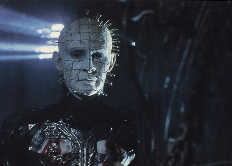 Doug Bradley as Pinhead in Hellraiser (1987)