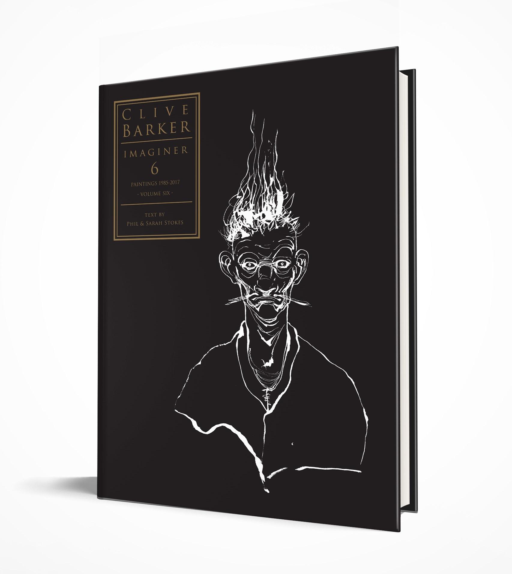 Clive Barker: Imaginer Volume 6