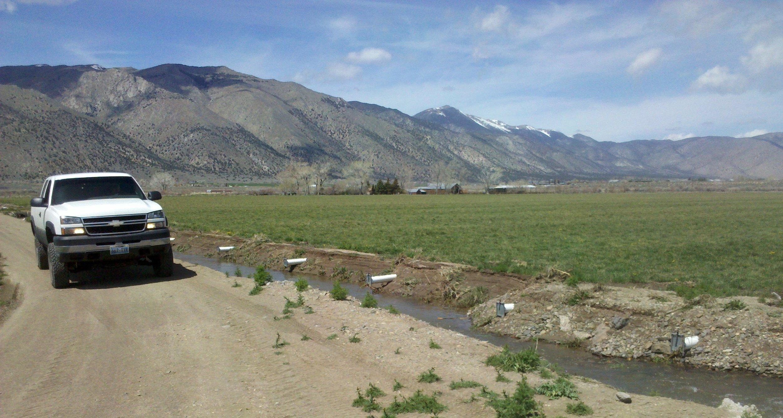 Walker Basin Restoration Program Support