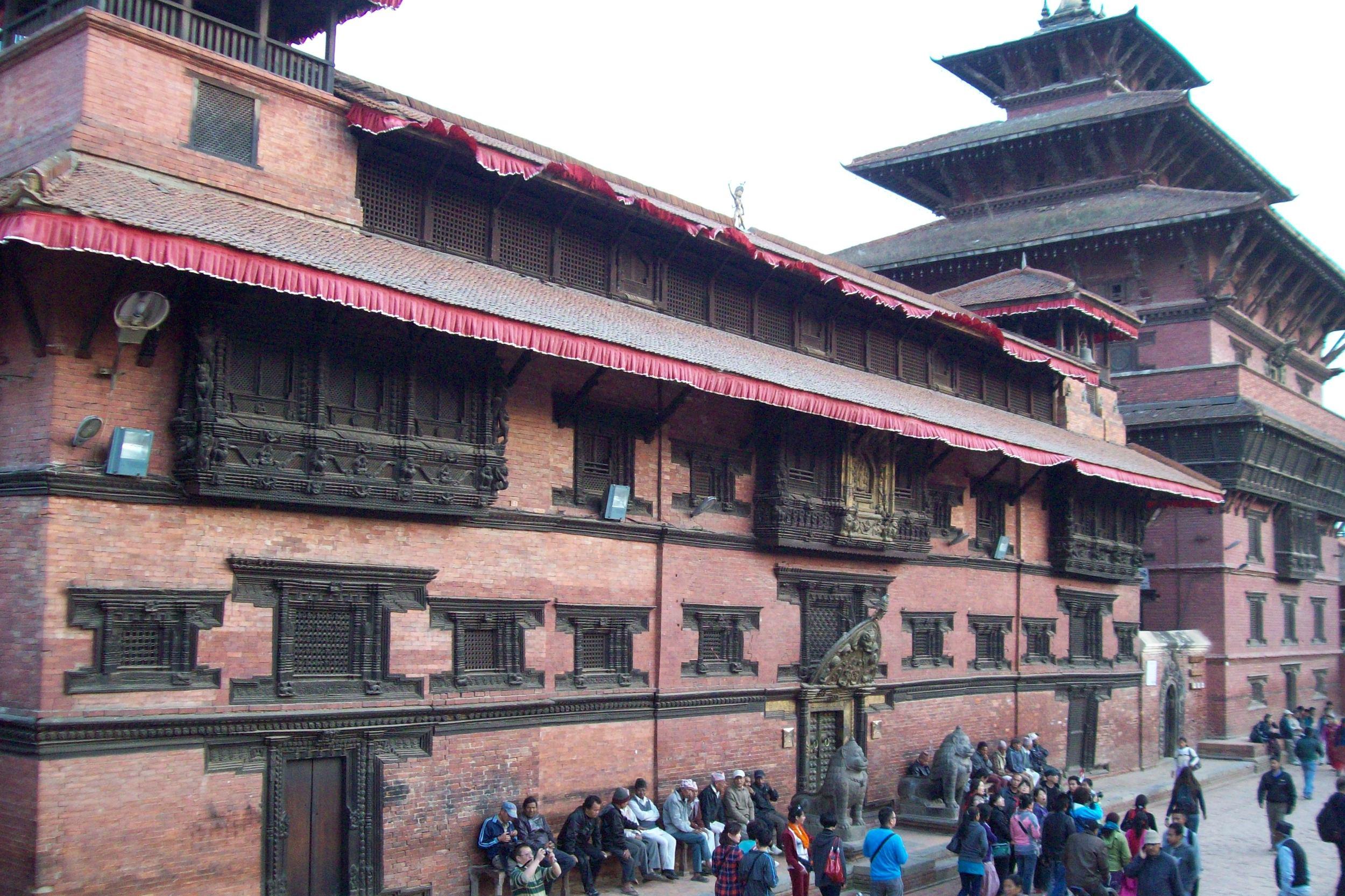 Patan Museum and Royal Palace