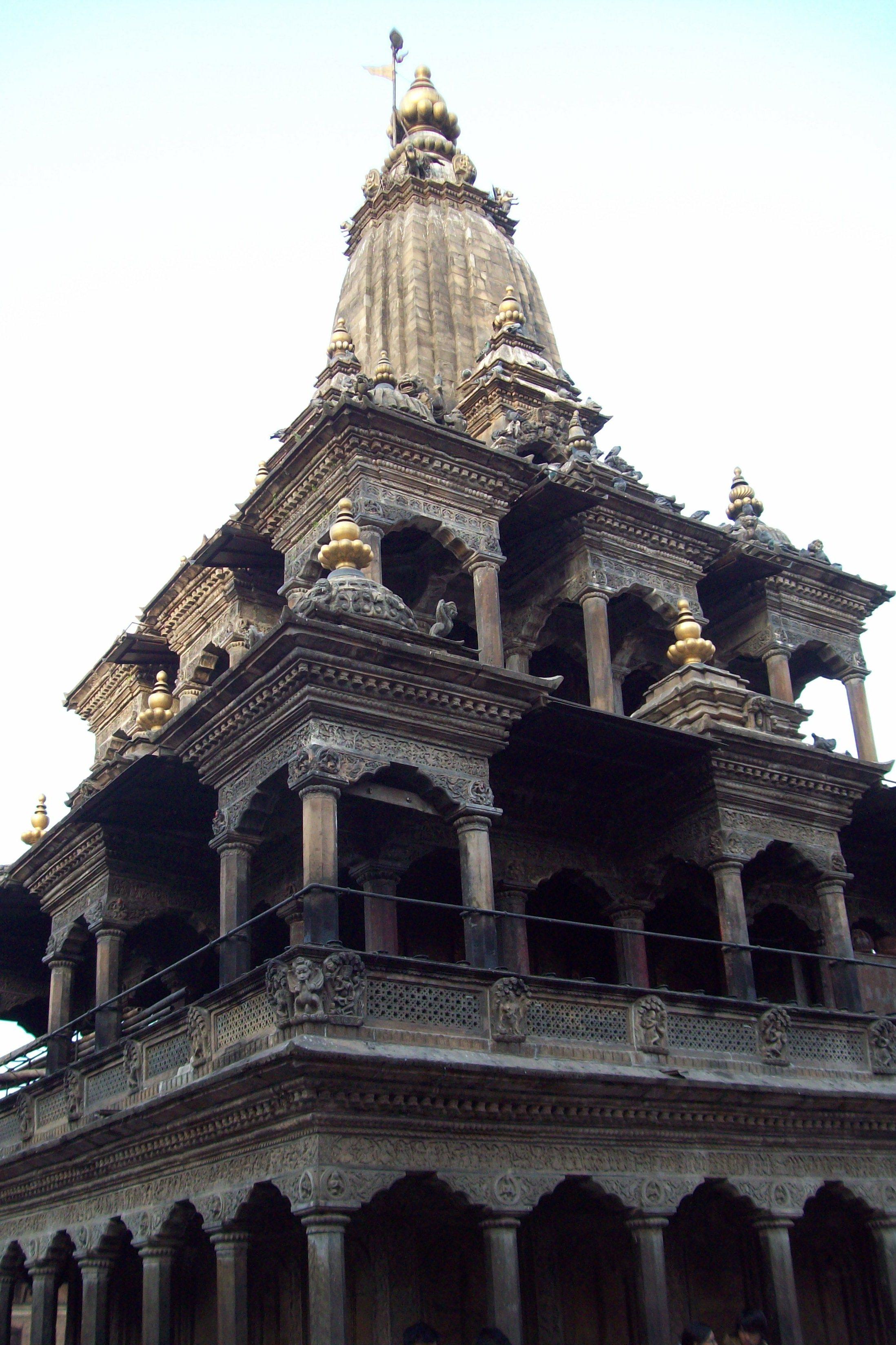 Krishna Temple in Patan Durbar Square