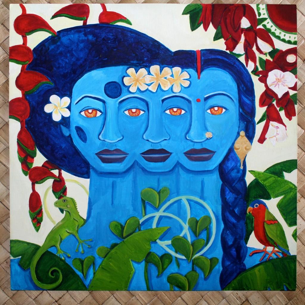 Taveuni watercolor