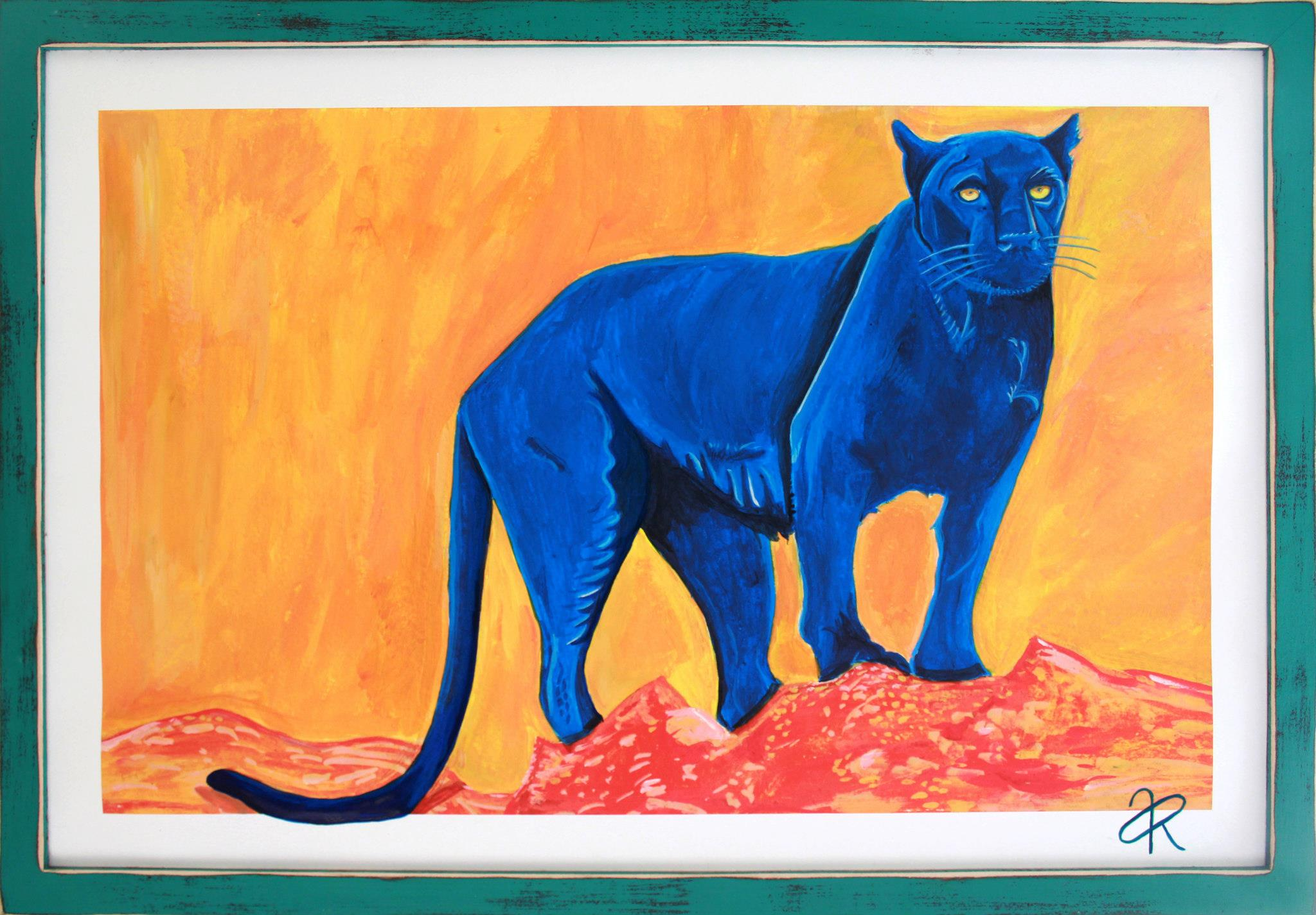 Zoey's panther