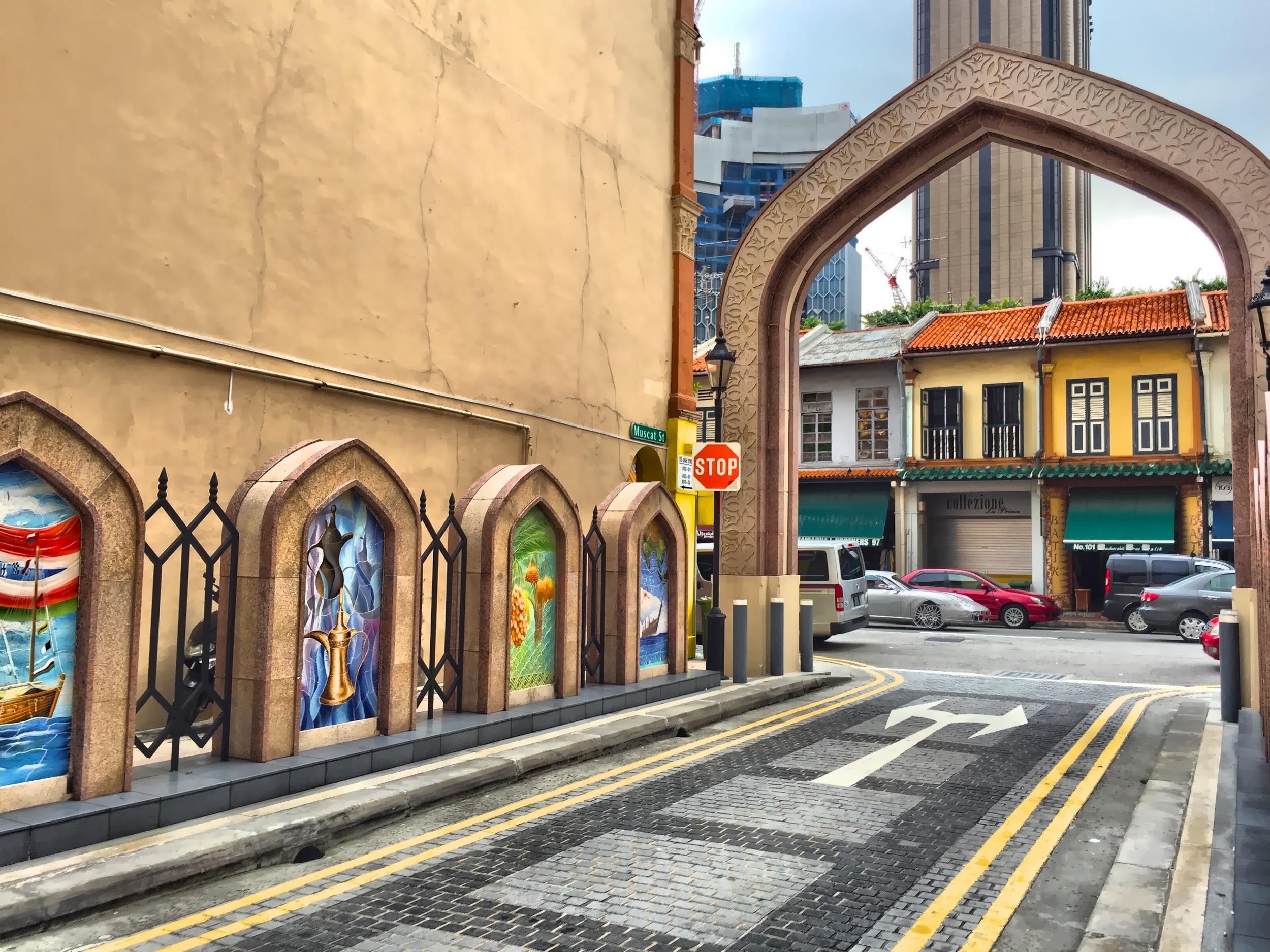 Oman in Singapore
