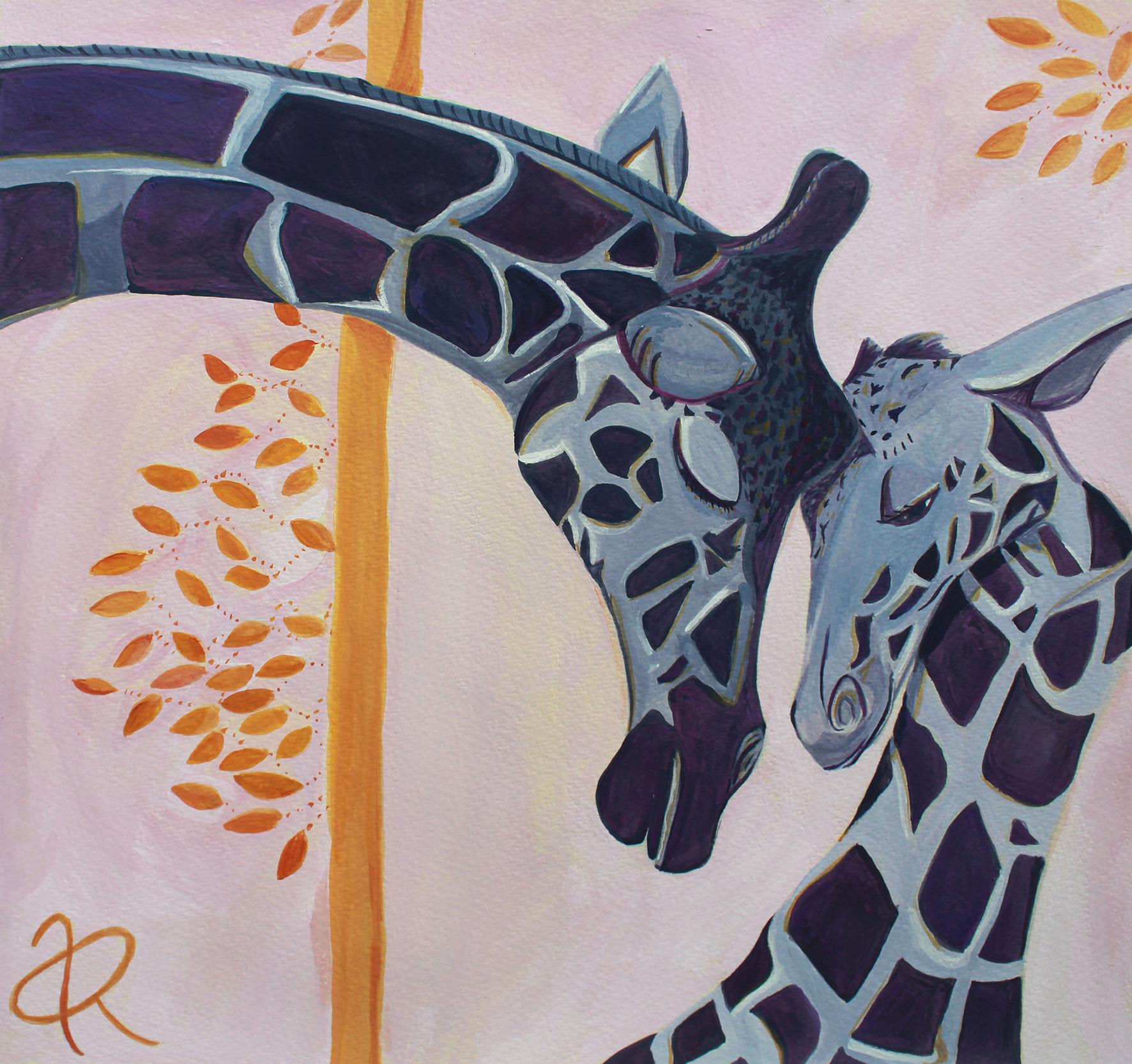 Kira's giraffes