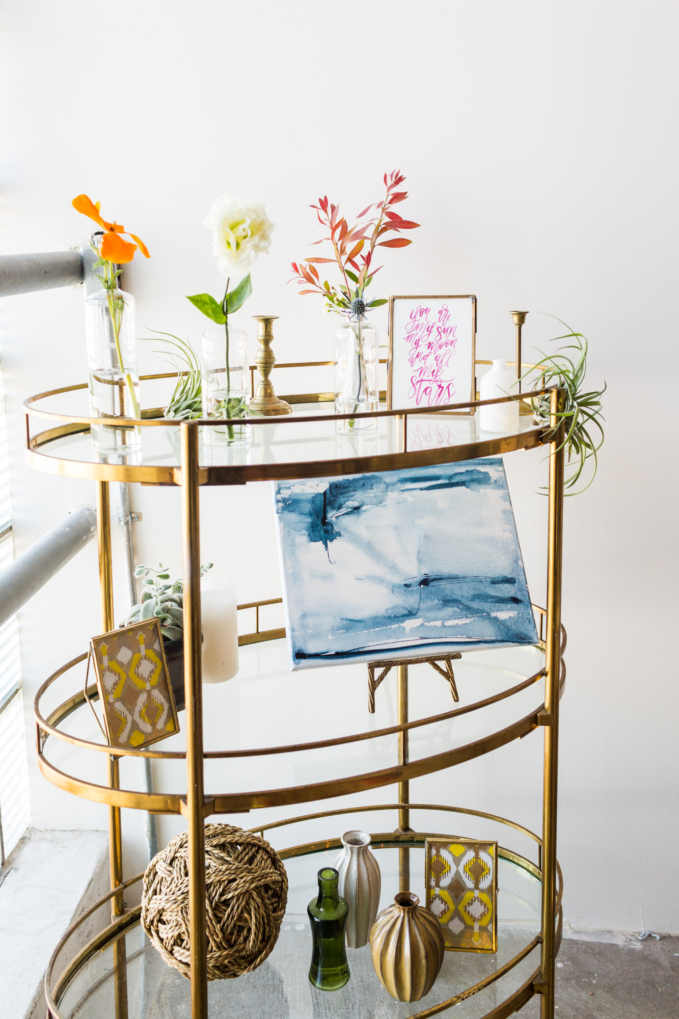 Samantha Louise Designs | Abstract Fine Art For Weddings | Cavin Elizabeth Photography