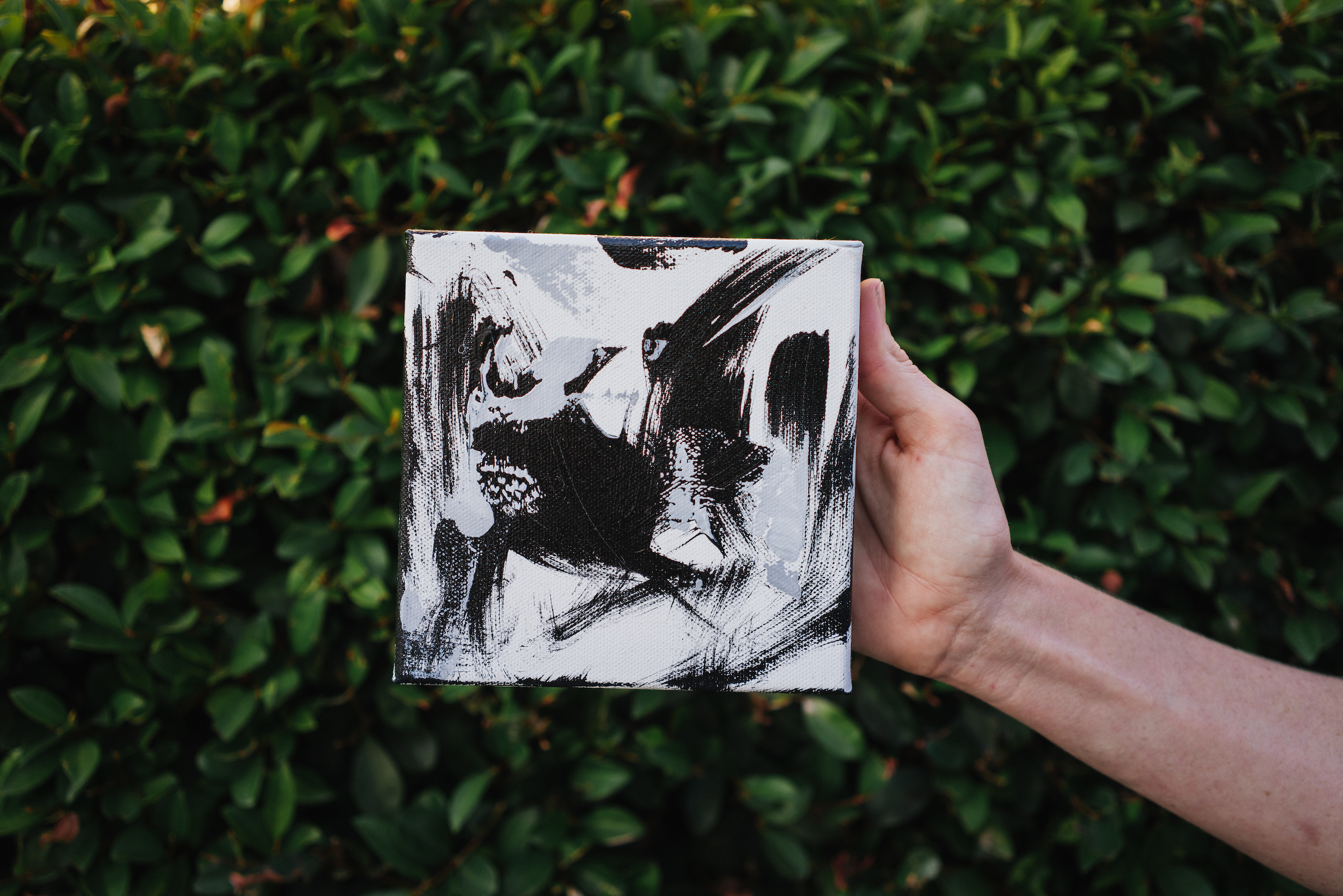 Abstract Artist Samantha Louise Marett | Stacy Keck Photography | San Diego California