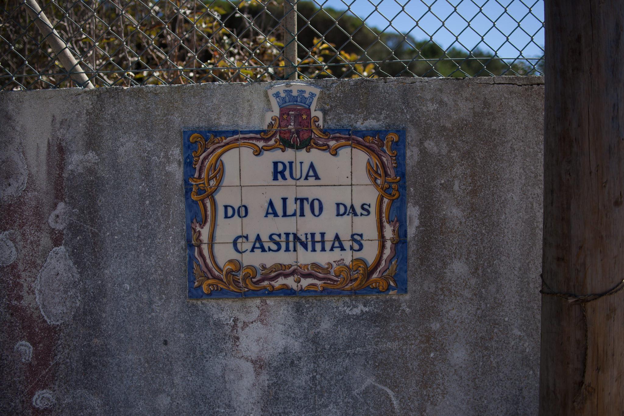 Streets of fontanelas