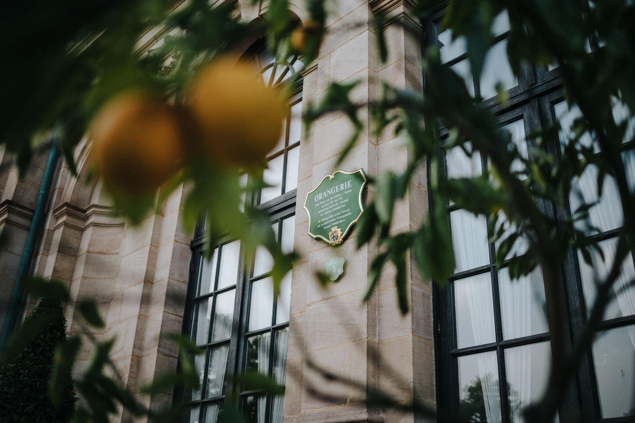 Orangerie in Fulda