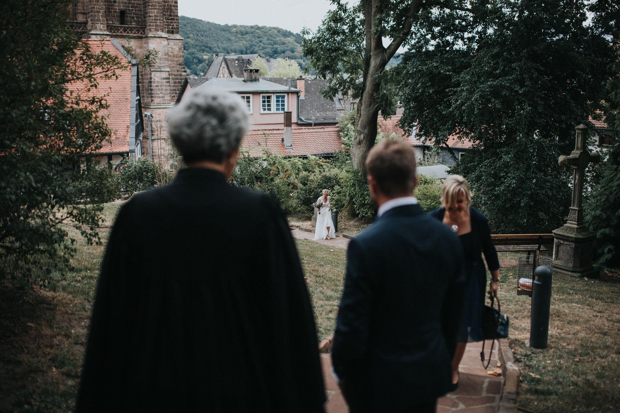 Braut am Michelchen