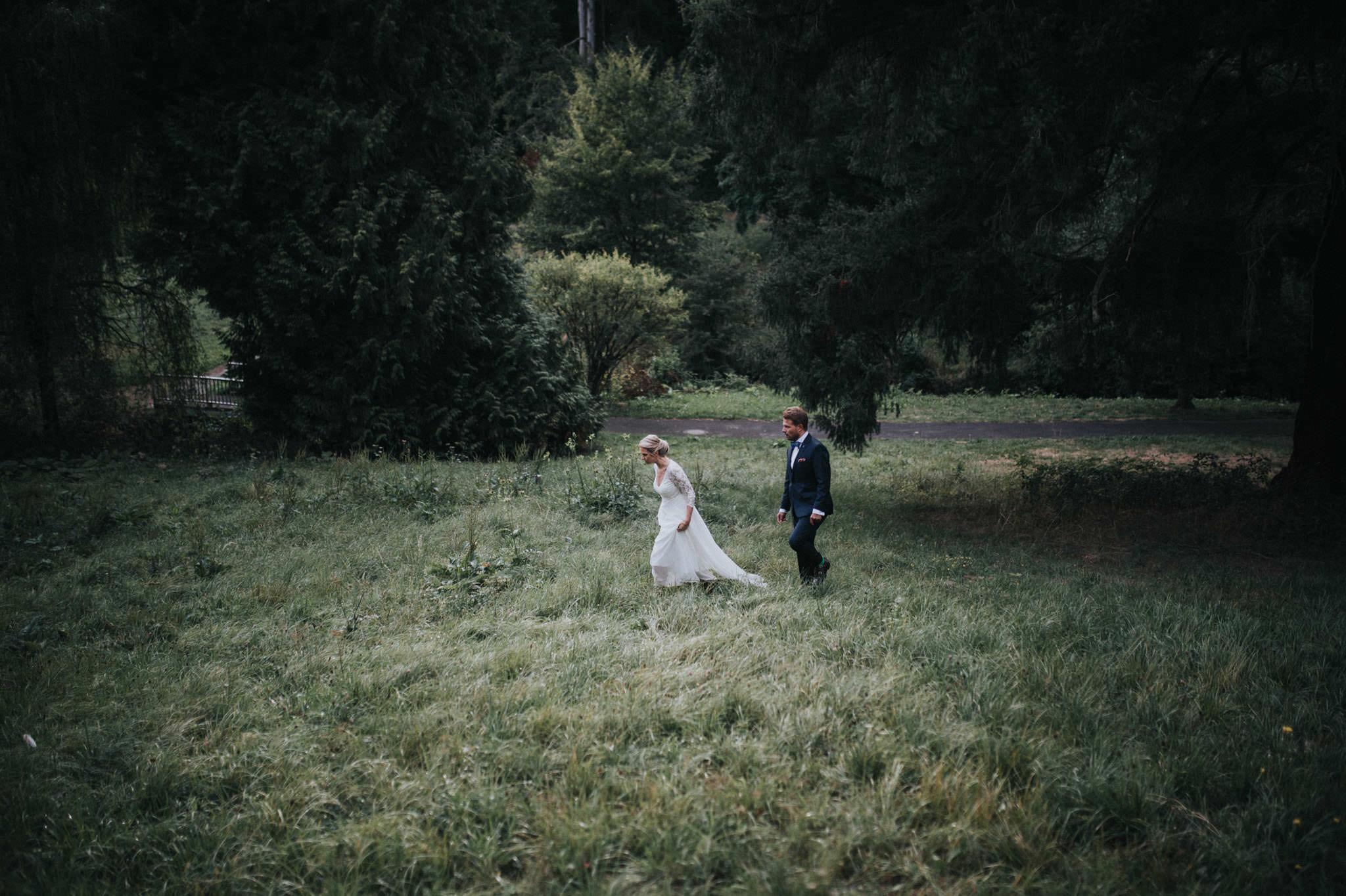 Hochzeitspaar Rauischholzhausen