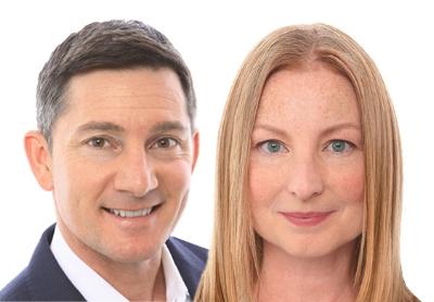 Tony & Eva Craig -