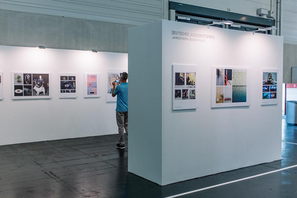 Ausstellung auf der Photokina