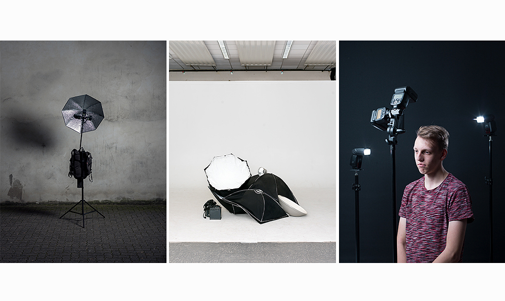 Studio, Fotografie, Equipment