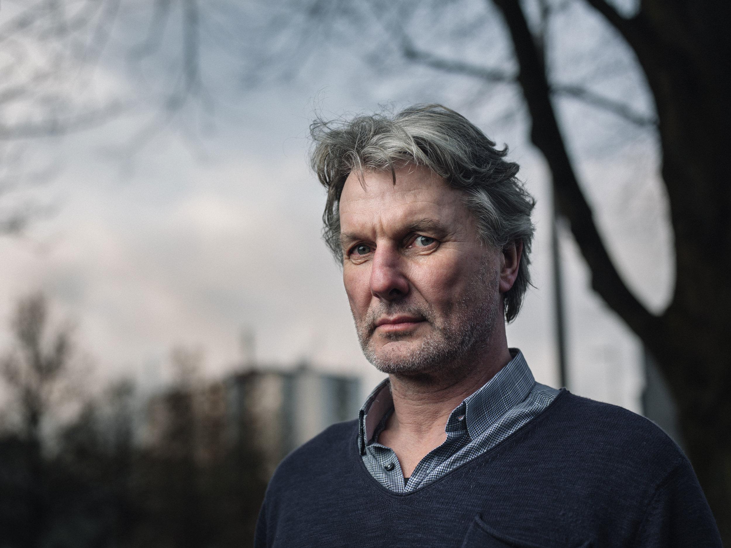 Norbert Horst:  Chronist der Straße  (für Die Zeit)