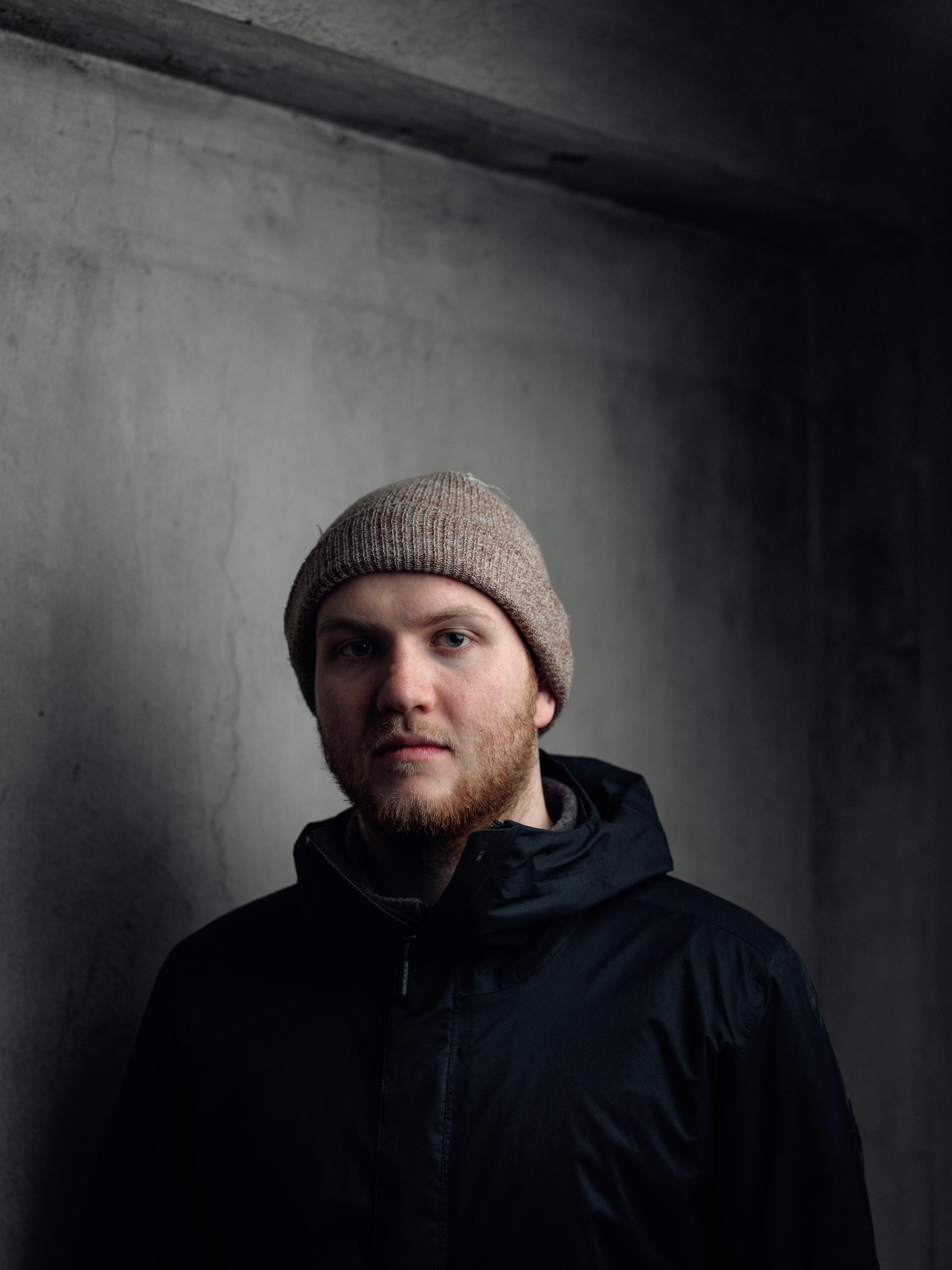 Portrait: Jonas Kerstingjohänner in Melle @vomKiosk